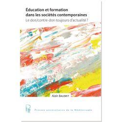 Éducation et formation dans les sociétés contemporaines