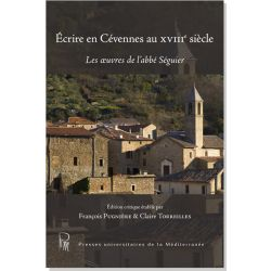 Écrire en Cévennes au XVIIIe siècle