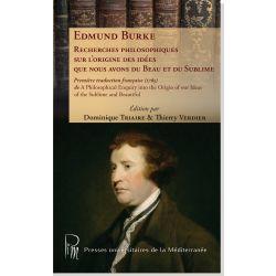 Recherches philosophiques sur l'origine des idées que nous avons du Beau et...