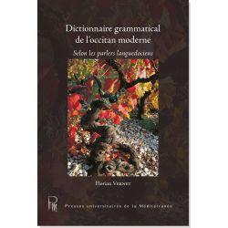 Dictionnaire grammatical de l'occitan moderne nvlle ed