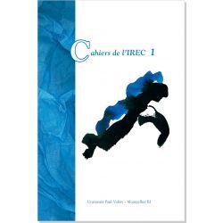 Cahiers de l'IREC n°1