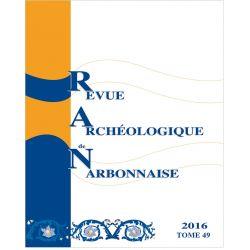 Revue Archéologique de Narbonnaise n° 49