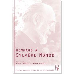 Hommage à Sylvère Monod