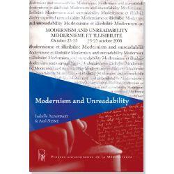 Modernism and Unreadability