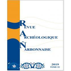 Revue Archéologique de Narbonnaise n° 52
